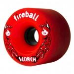 Fireball Scorch Red 84a