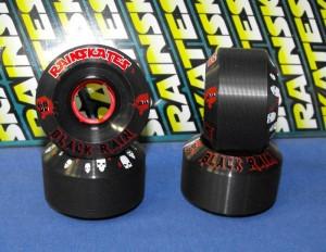 Black Rain - Rainskates wheels