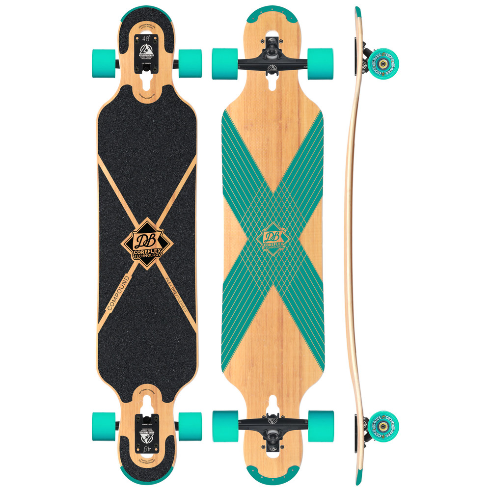Coreflex Compound Flex 1 DB Longboards