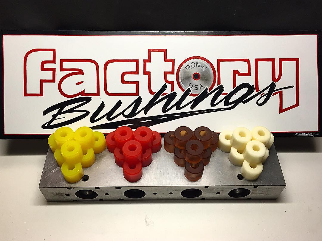 Factory Bushings Line Up