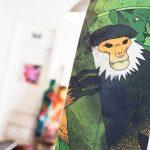 Dasilva Aldous Monkey Graphic