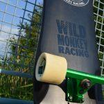 Wild Monkey Racing Kick Prototype Bottoms Up