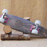 Hurtle Skateboards One Off Black