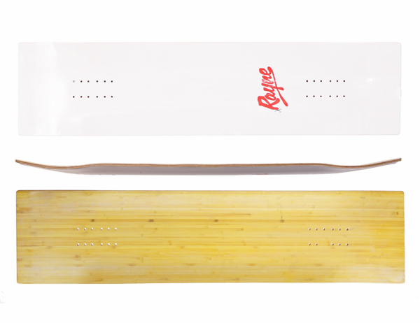 Rayne Longboards 2017 Template Deck