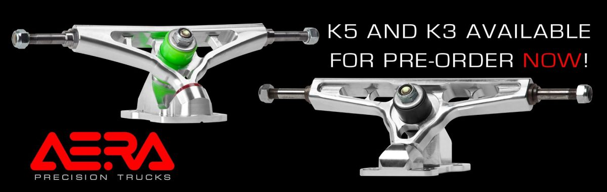 Aera K3 & K5 Available for Preorder
