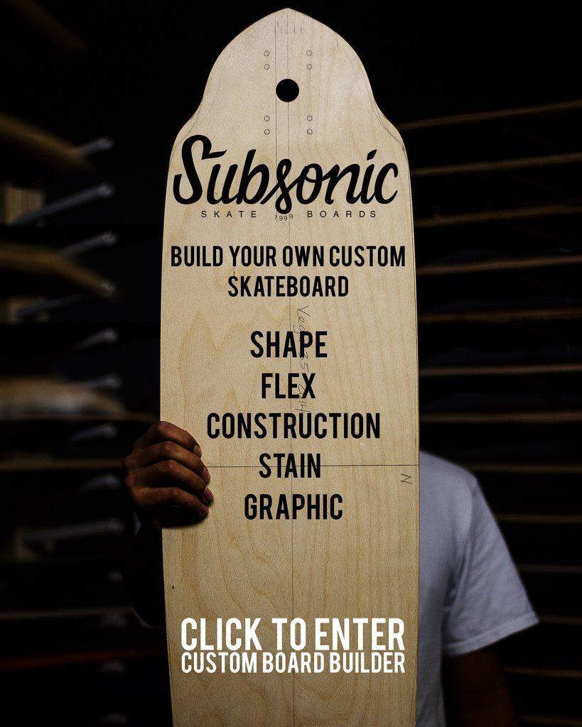 Subsonic Custom Board