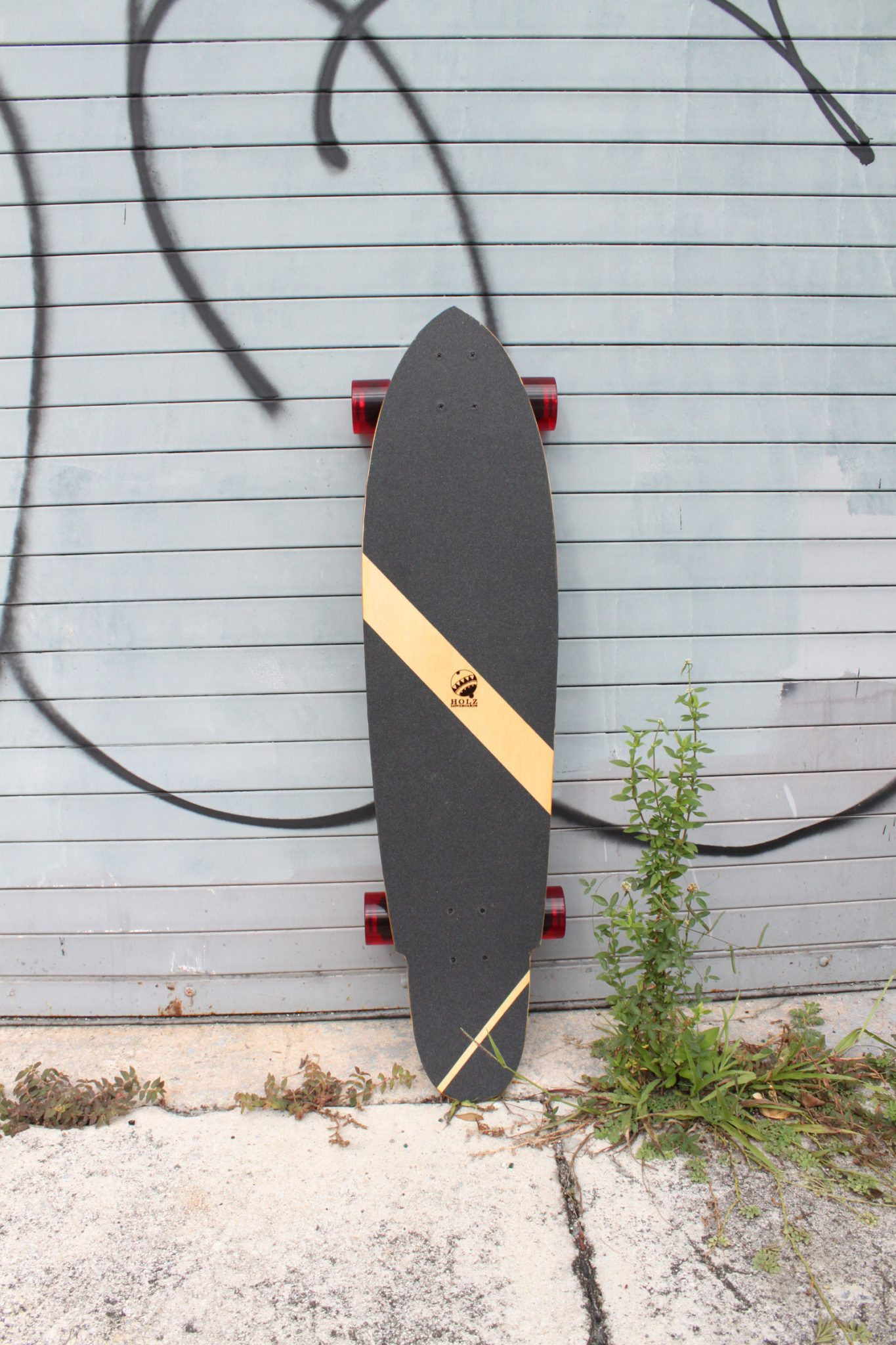 "Holz Longboards 39"" Bamboo Cruiser Grip"