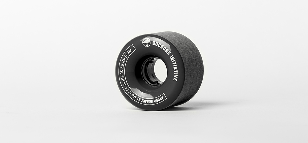 Photo of Sucrose Initiatives Bogart wheel in black from the 2014 Lineup
