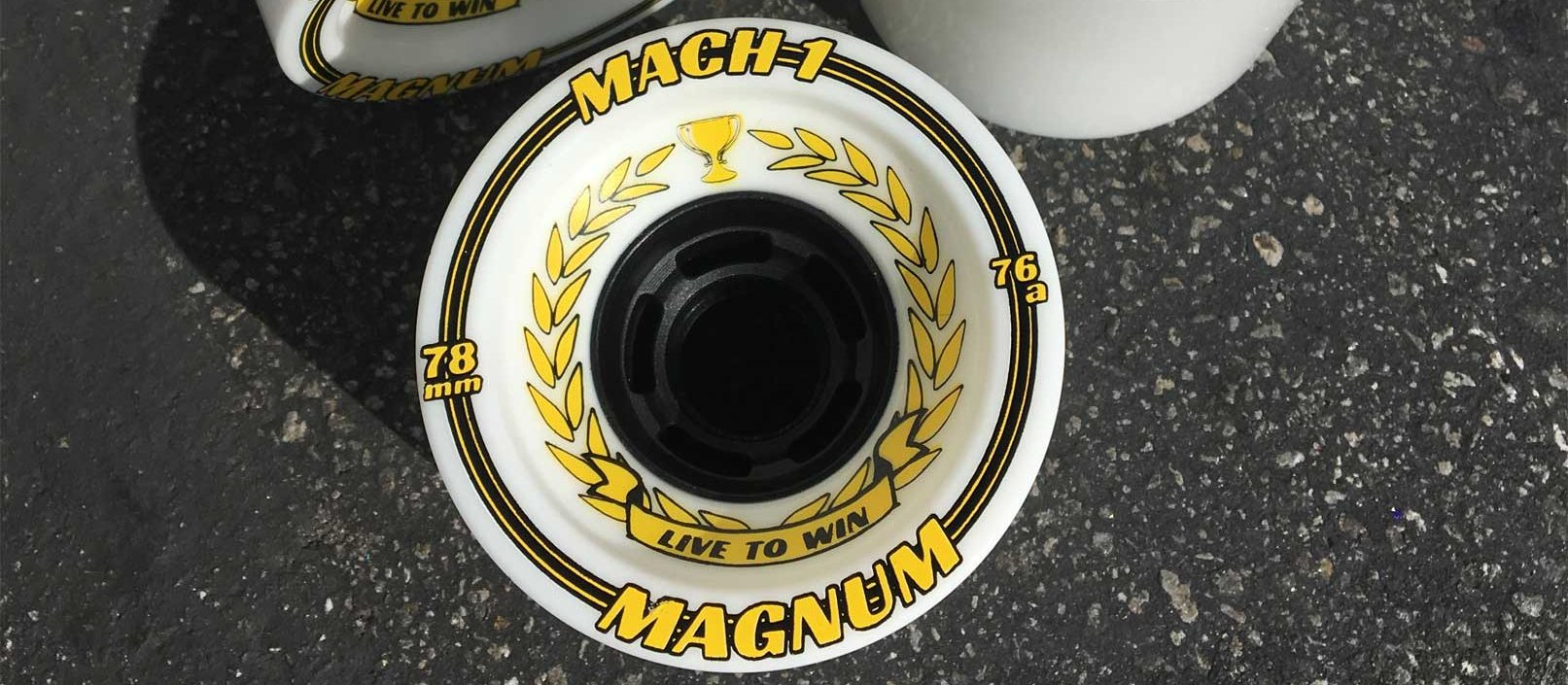 Mach 1 Magnum Wheel