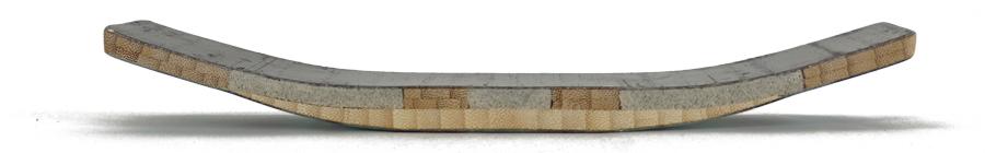 Rayne Longboards Deelite Fatbottom Bamboo Core