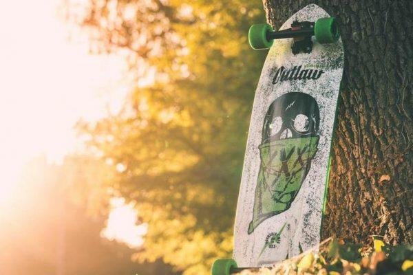 Moonshine MFG Outlaw Ultimate Longboard Giveaway