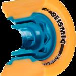 Seismic Skate Alpha Wheel Fusion Core Cross Section
