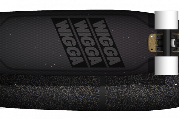 Photo of Wigga Skateboards Mini Zoulette Pro