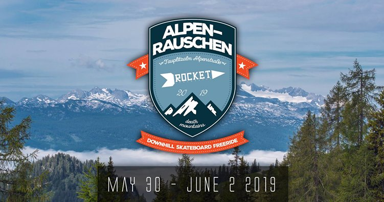 Photo of Alpenrauschen Event Poster