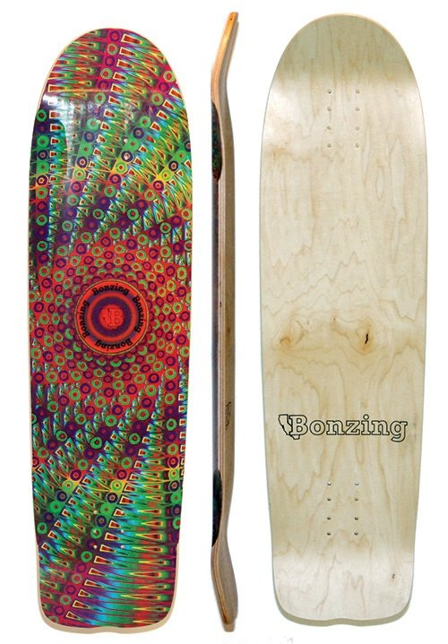 Photo of Bonzing Skateboards 7-ply Super Fatty