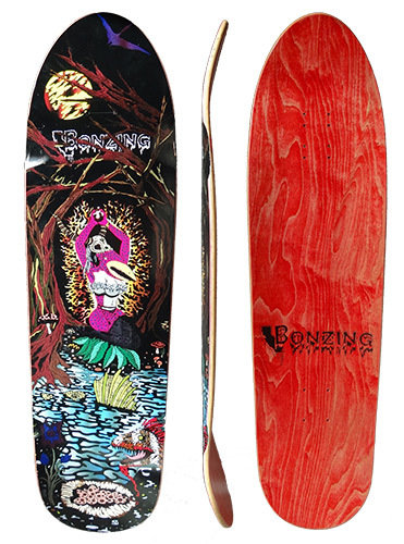 Photo of Bonzing Skateboards Lurktron
