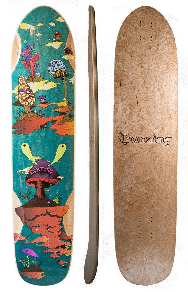 Photo of Bonzing Skateboards Boomer Deck