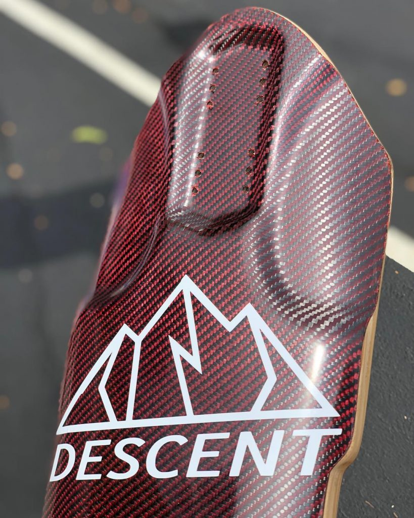 Photo of Descent's BIG Red