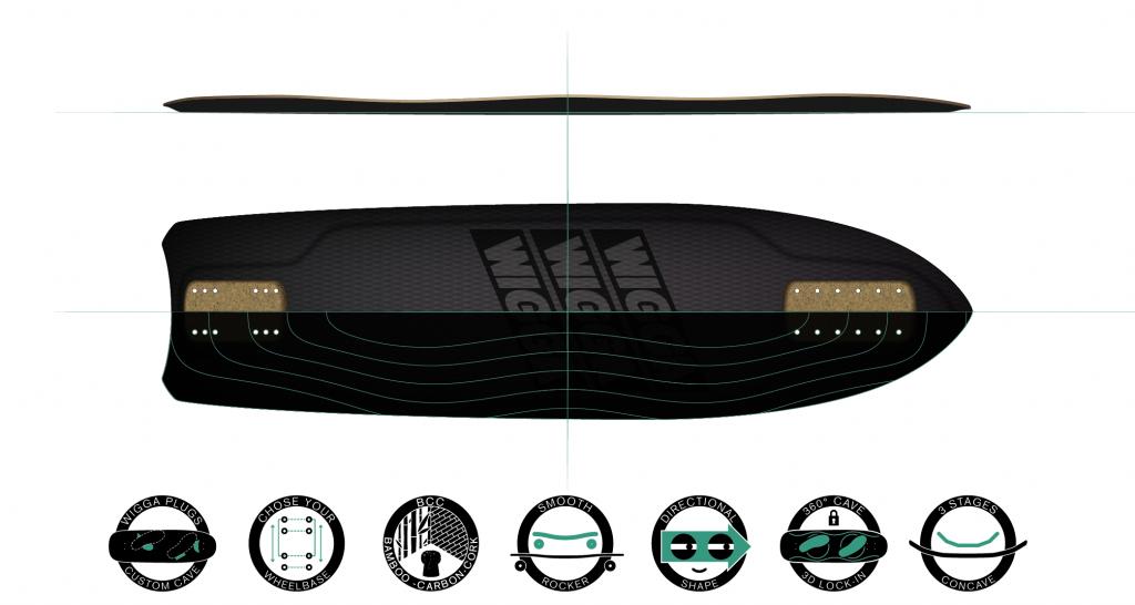 Photo of Wigga Mini Zoulette Pro Info sheet
