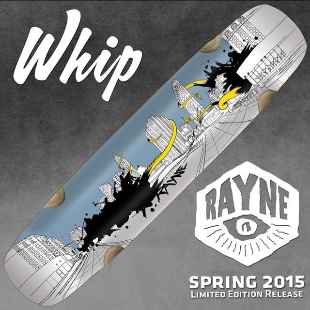 Photo of the original Rayne Whip