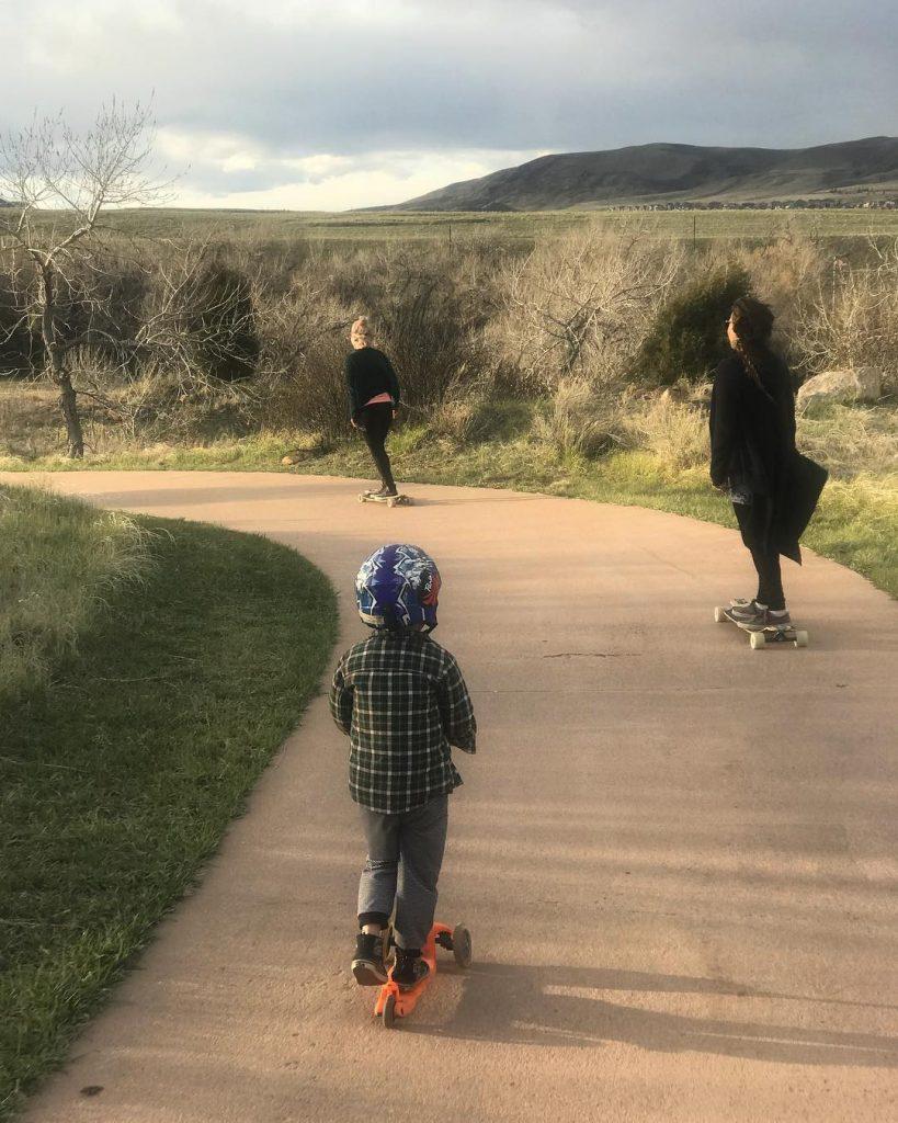 Photo of a Vyain Family Skate Session