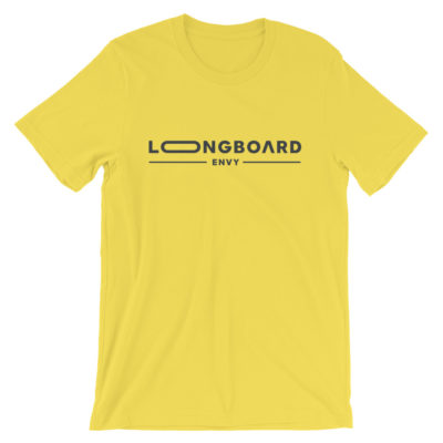 Photo of Yellow Longboard Envy T-Shirt