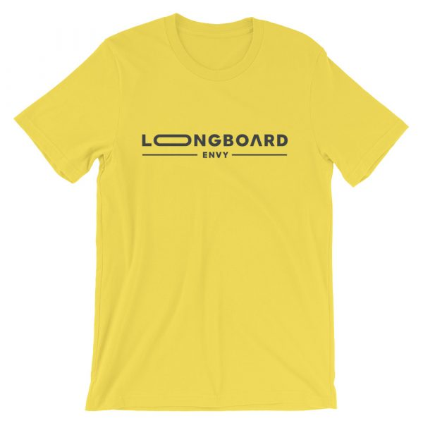 Photo of Yellow Longboard Envy T-Shirt