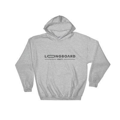 Photo of Grey Longboard Envy Hoodie