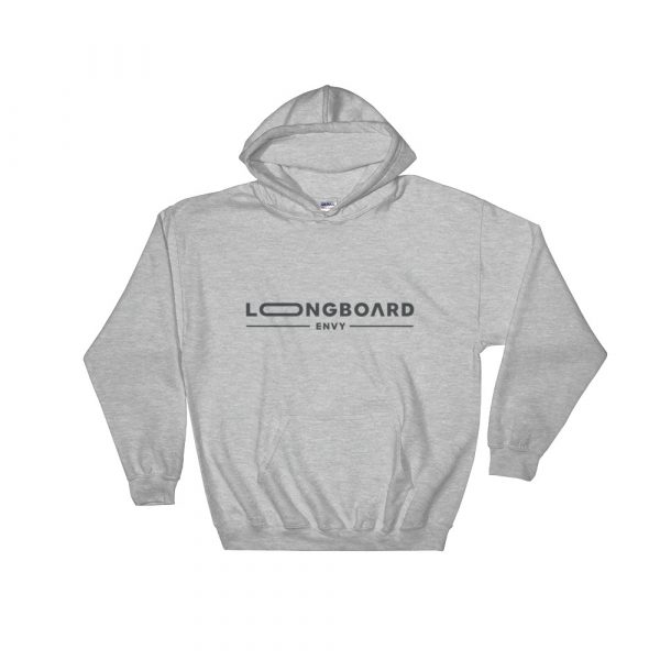 Photo of Grey Longboard Envy Hoodie