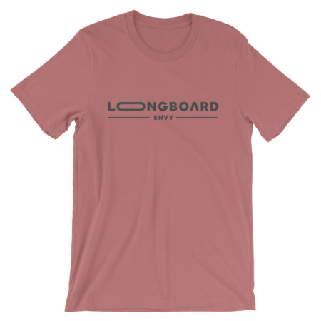 Photo of Mauve Longboard Envy T-Shirt