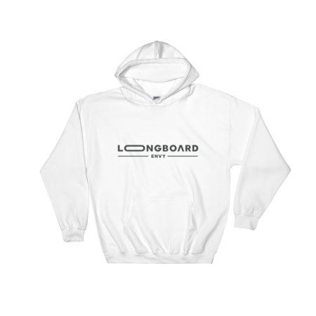 Photo of White Longboard Envy Hoodie