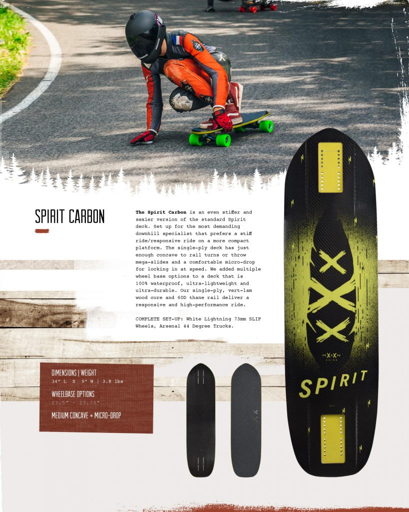 Photo of Moonshine Spirit Carbon Details