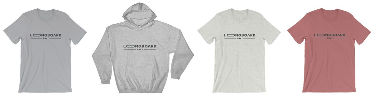 Longboard Envy Apparel - Shop Now