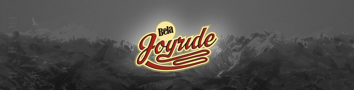 Photo of Bela Joyride Logo