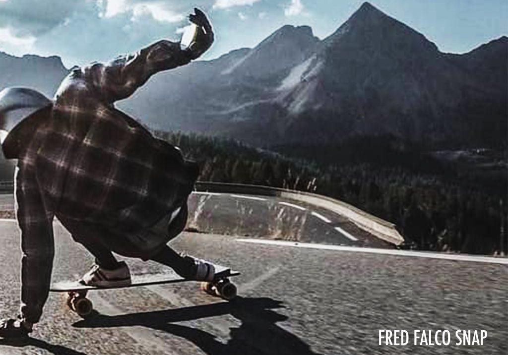 Photo of DaSilva rider Fred Falco Snap
