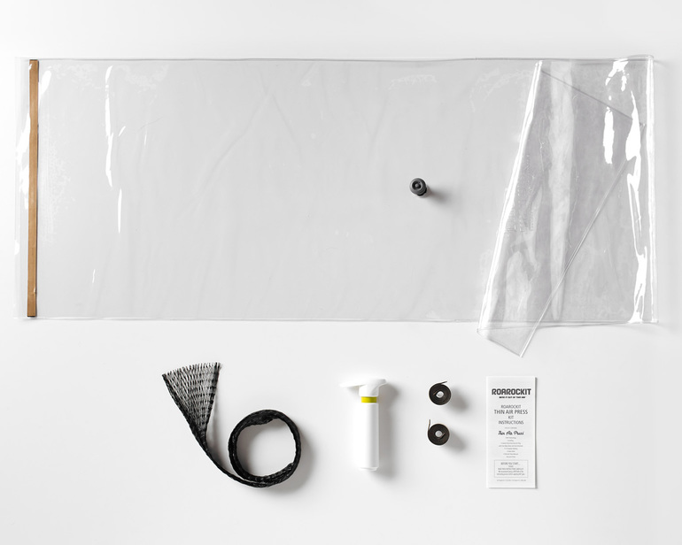 Photo of Roarockit TAP Kit Contents