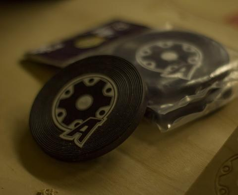 Photo of Aeon Skate Co 100% Recycled LP Pucks
