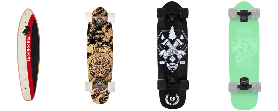 Photo of The Evolution of the Landyachtz Dinghy in 2019