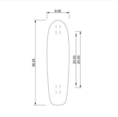 Rayne Skyline 36 Deck Dimensions