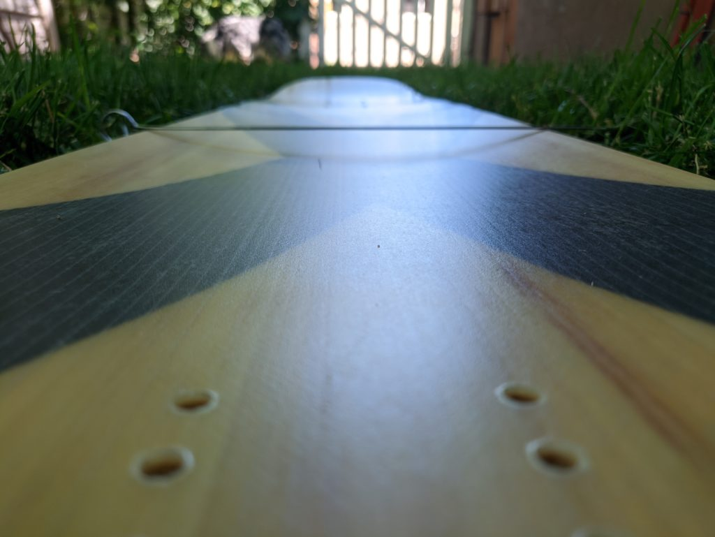 Rayne Skyline Concave In the Center