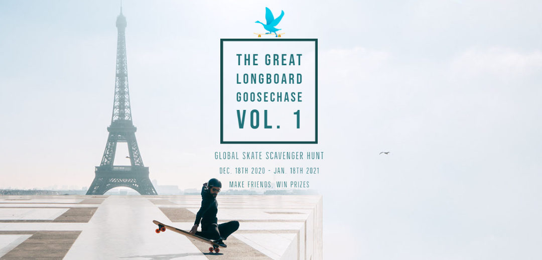 The Great Longbaord Goosechase - Vol. 1