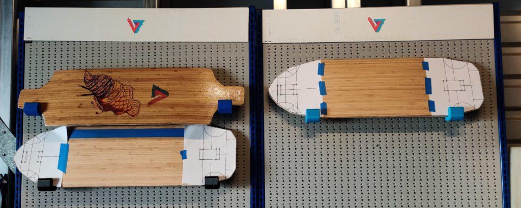 Voxel Boards