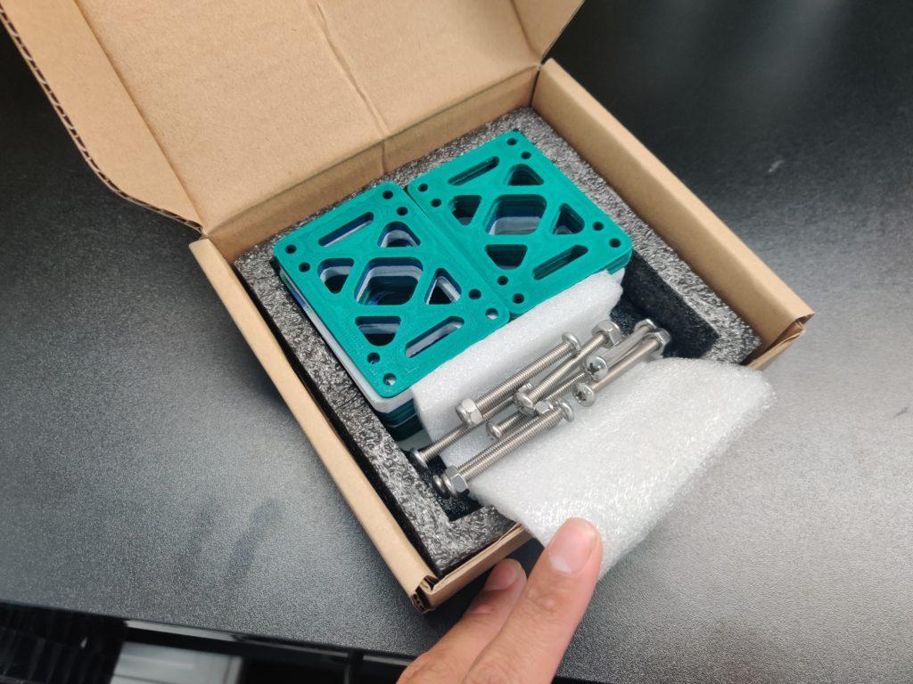 Voxel Boards 3D Printed Riser Kit